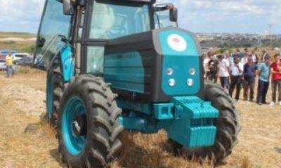 İlk elektrikli traktörler bu yıl üretilecek