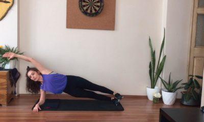 Karantina günlerinde evde spor – 1 Nisan fonksiyonel antrenman