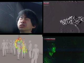 Koronavirüsün nasıl bulaştığını gösteren görüntüler Virüslerin ağız yoluyla nasıl bulaştığını gösteren çalışma - VİDEO
