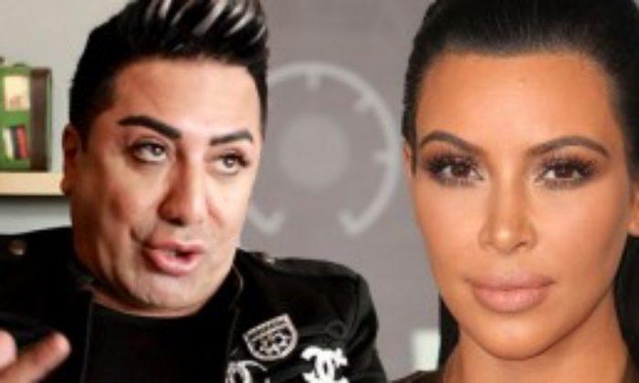 Murat Övüç'ten Kim Kardashian'a Sert Tepki