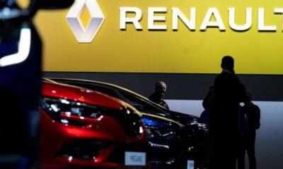 Renault'a 5 milyar euroluk yardım!