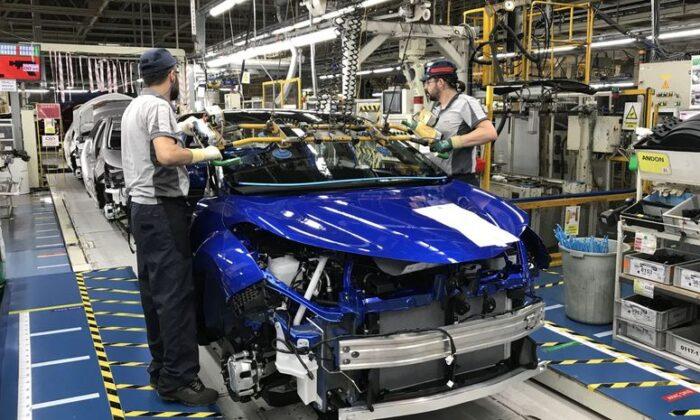 '11 Mayıs itibarıyla tüm otomotiv ana fabrikaları faaliyete başlamış olacak'