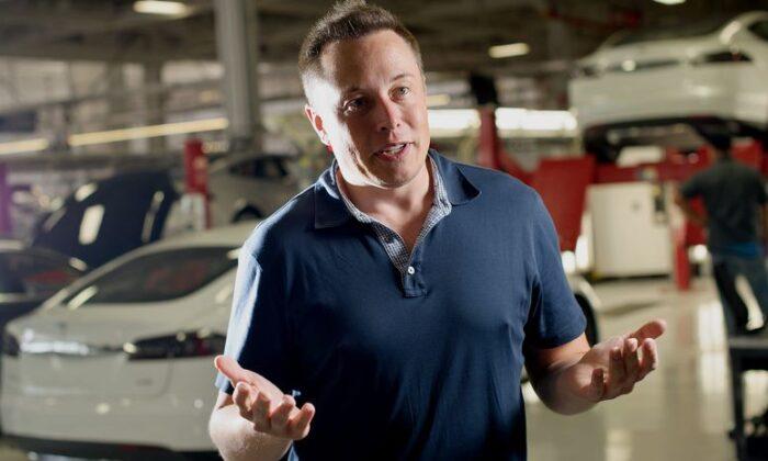 Elon fabrikasını açıyor: Sadece beni tutuklayın