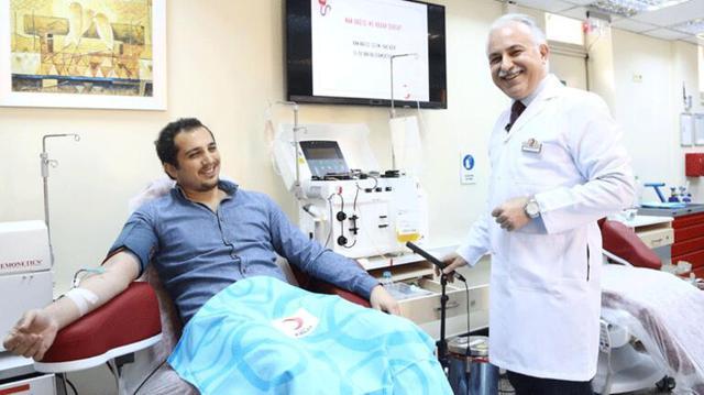 Kan bağışında yeni dönem