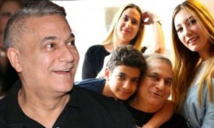Mehmet Ali Erbil'den Çocuklarına Mesaj