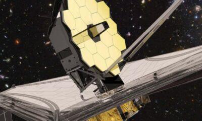 NASA'nın dev James Webb uzay teleskobu fırlatılmaya hazır