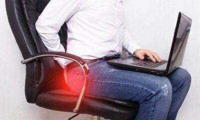Oturarak çalışanlara hemoroid uyarısı: Basur şikayetlerini azaltan…