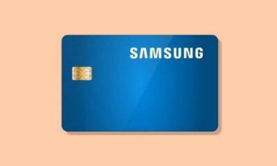 Samsung, yıl sonunda kendi banka kartını piyasaya sürecek