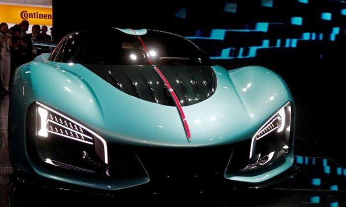 Spor otomobilde ABD-Çin ortaklığı