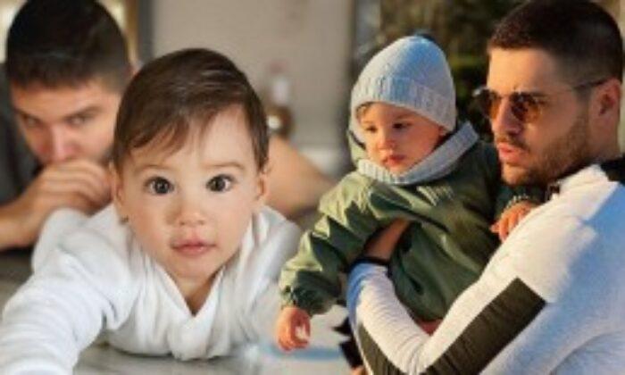 Tolgahan Sayışman Oğlu Efehan'ın Doğum Gününü Kutladı