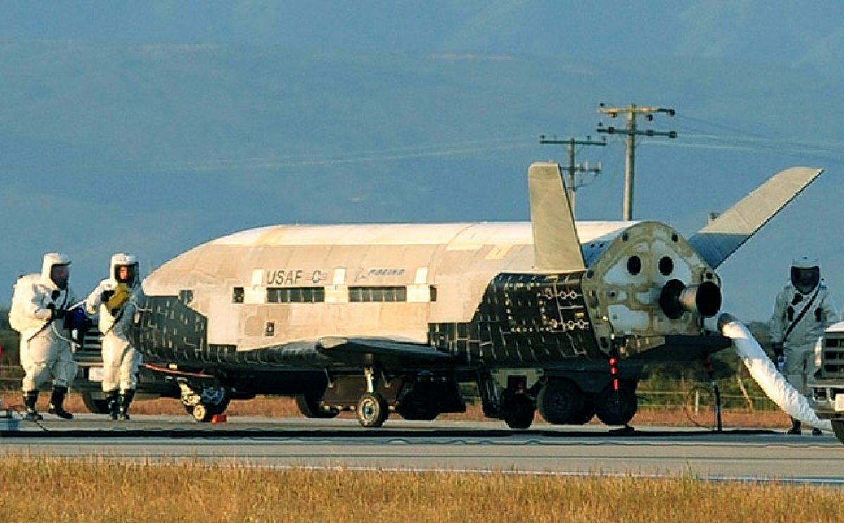 ABD, uzay uçağını yeniden yörüngeye fırlattı