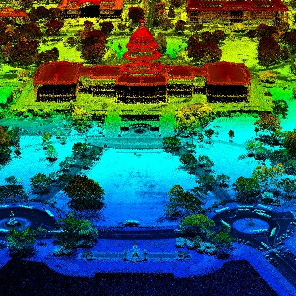 Arkeologlar, Lidar sayesinde dev bir Maya harabesi buldu