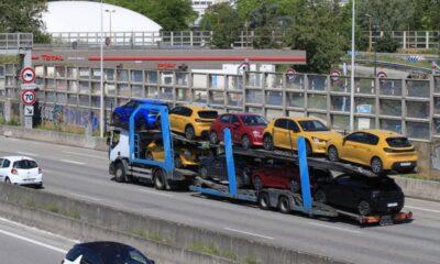 Fransa'dan otomotive 8 milyar euro destek