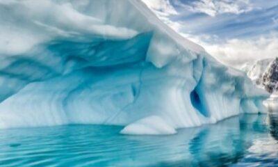 Güney Kutbu'ndaki sıcaklıklar 3 kat daha fazla artıyor