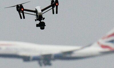 İngiliz çift, drone'lar sayesinde 250 bin dolar kazandı