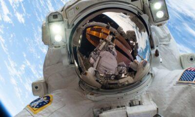 NASA astronotları uzay yolculuğu için karantinaya girdi