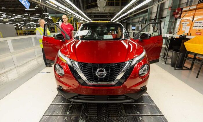 'Nissan Avrupa'da küçülebilir'