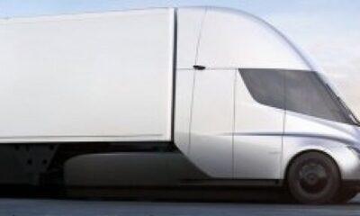 Tesla'nın elektrikli kamyonu seri üretime hazır