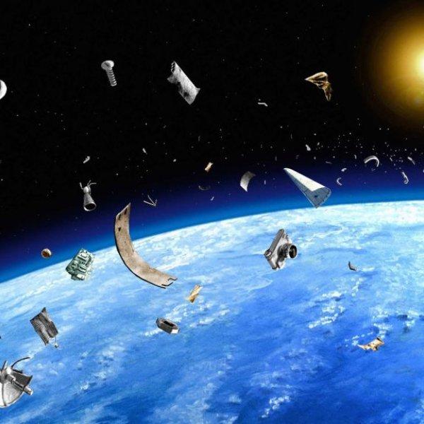 Uzayı en çok kirleten ülkeler belli oldu