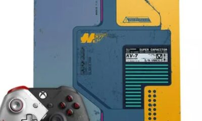 Xbox One X'in Cyberpunk 2077 sürümü ülkemizde satışta