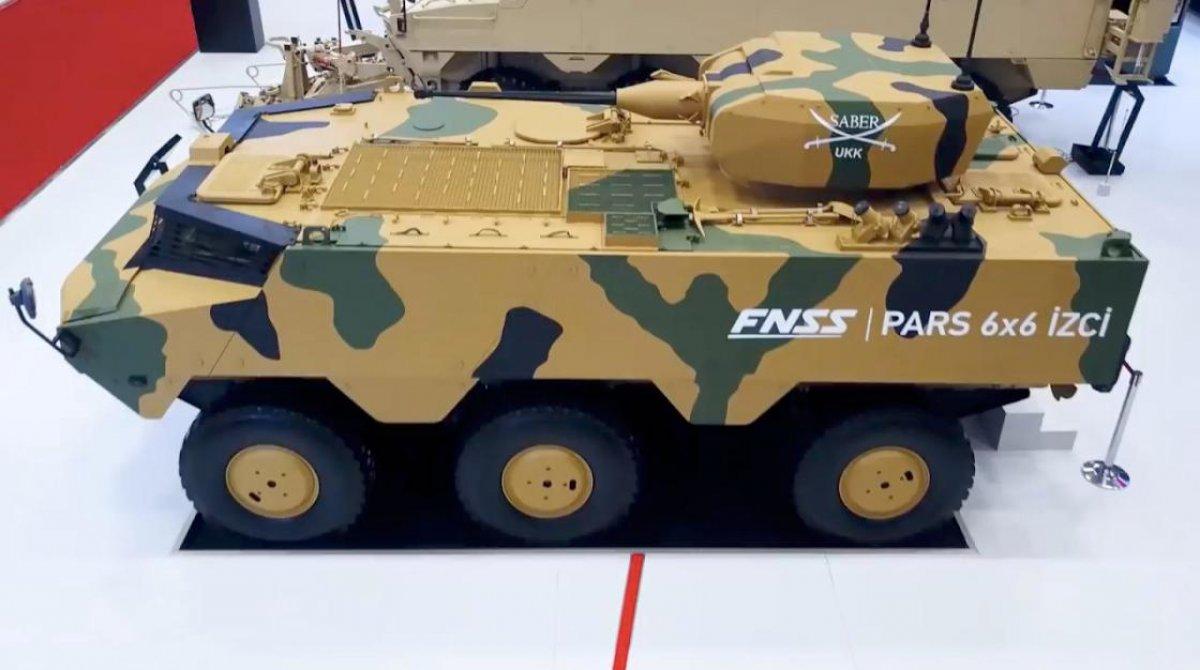 Yerli motorlu zırhlı araçlar gelecek yıl kullanılabilecek
