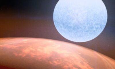 36 saatte bir dört mevsim yaşanan gezegen