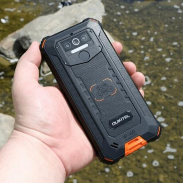 38 gün şarj ömrü sunan telefon: Oukitel WP5 Pro