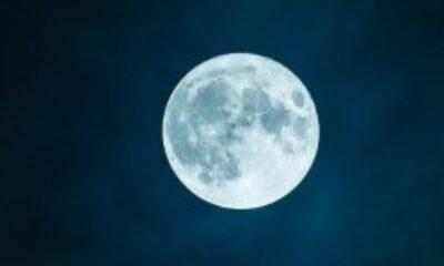 Ay'ın sanılandan 85 milyon yıl genç olduğu ortaya çıktı