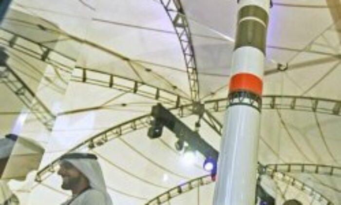 BAE'nin ilk Mars görevi yine ertelendi