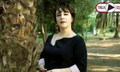 Esra Dermancıoğlu Hostesleri Taklit Etti