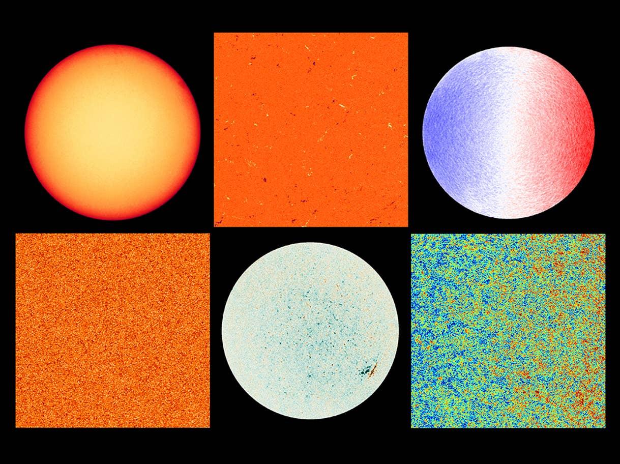Güneş'in şimdiye kadarki en yakın görüntüleri paylaşıldı