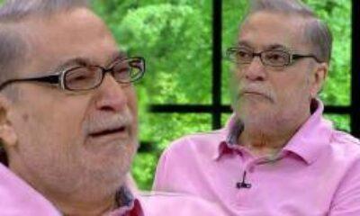 Kök Hücre Tedavisine Başlayan Mehmet Ali Erbil Saçlarını Kazıttı