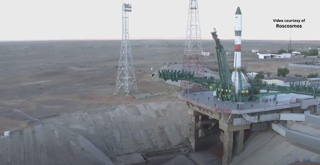 Progress MS-15 kargo kapsülü uzay istasyonuna fırlatıldı