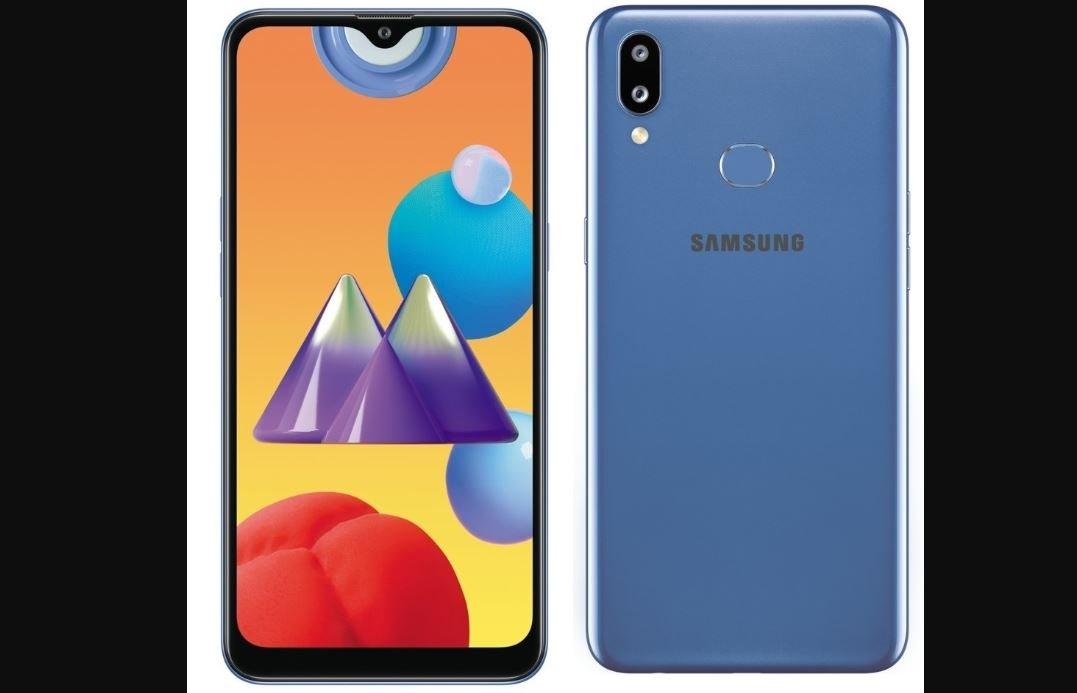 Samsung'un uygun fiyatlı telefonu Galaxy M01s tanıtıldı #1