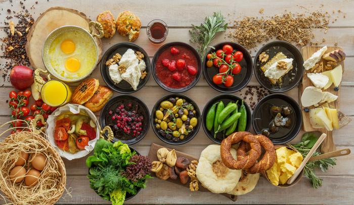 Türk kahvaltısı en sağlıklı kahvaltı (Kahvaltının faydaları,...