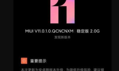 Xiaomi Redmi 8 için Android 10 güncellemesi yayınlandı