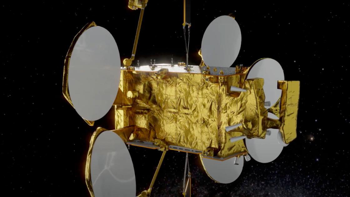 800 milyar dolarlık uzay firmaları 1 Eylül'de bir araya gelecek