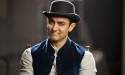 Aamir Khan İstanbul'a Geldi