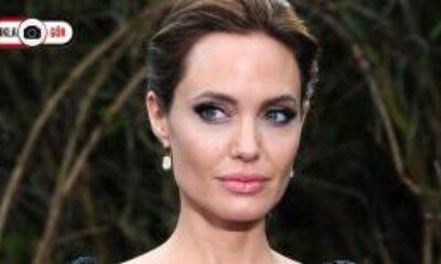 Angelina Jolie, Çocuk Şiddetine Dikkat Çekti