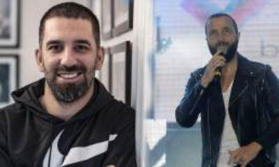 Arda Turan ve Berkay Aynı Otelde Tatil Yapıyor
