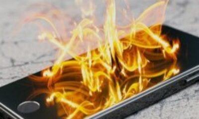 Hızlı şarj cihazlarındaki açık telefonunuzu yakabilir