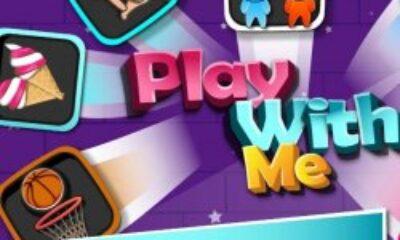 İki kişilik oyunlar PLAY WITH ME Google Play Türkiye'de