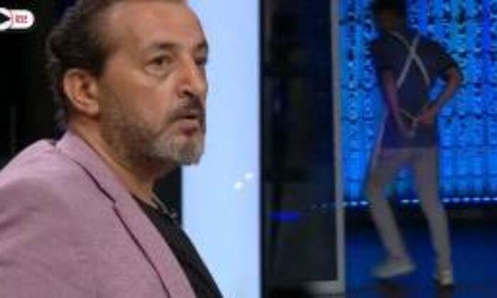 MasterChef Türkiye Şefi Mehmet Yalçınkaya Yarışmacı Furkan Yalçın'ı Stüdyodan Kovdu