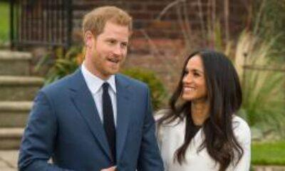 Meghan Markle ile Prens Harry'nin Hayatı Kitap Oldu