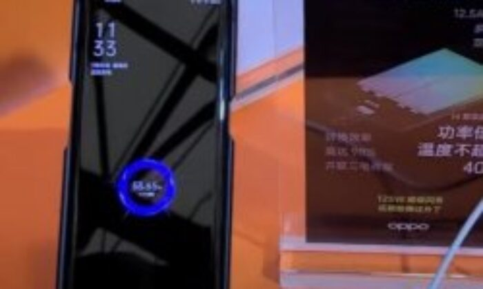 Oppo'nun 125W hızlı şarjı, telefonları böyle şarj edecek