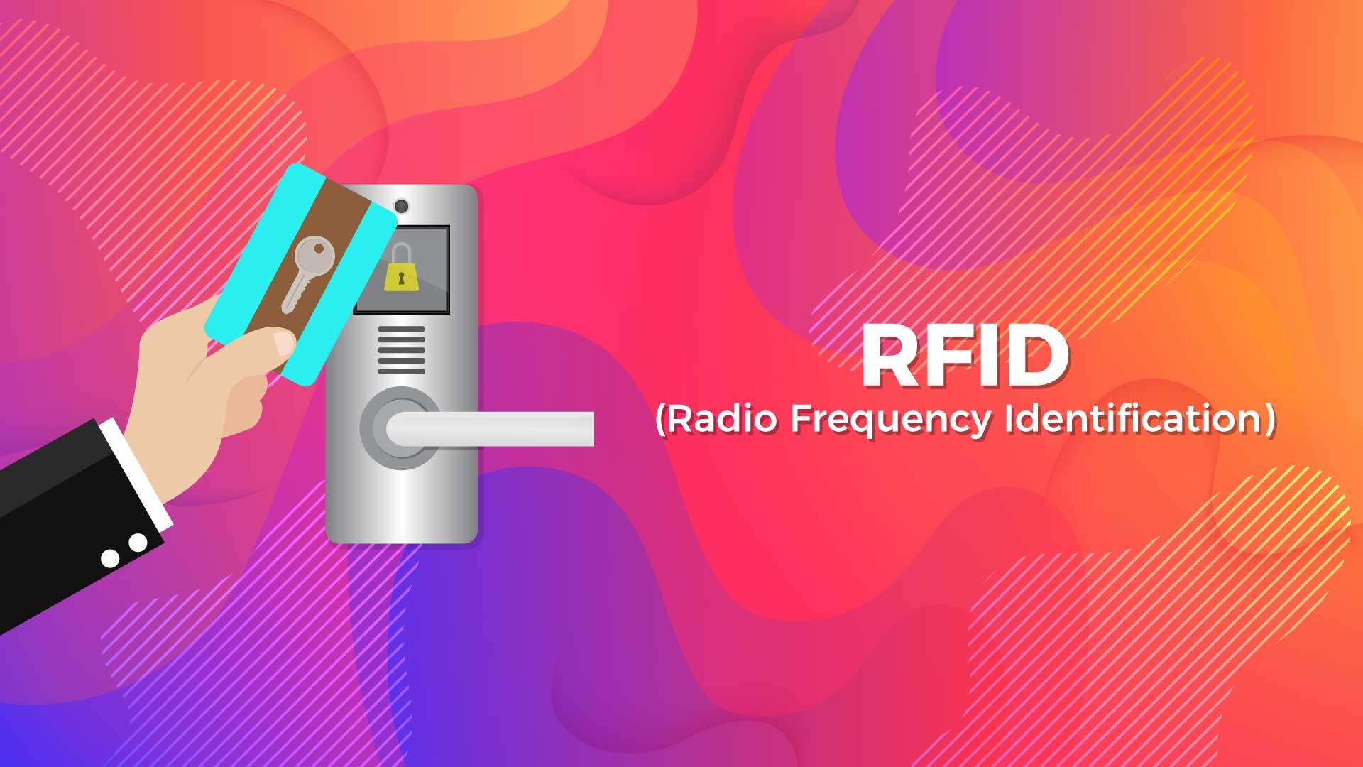 RFID teknolojisi nedir