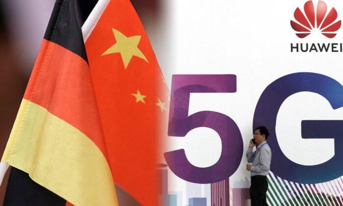 Almanya, 5G ağlarında Huawei'ye izin verdi