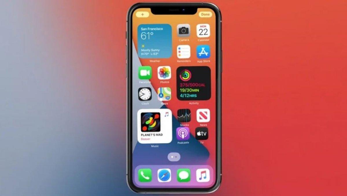 Apple kabul etti: iOS 14 güncellemesi iPhone pil ömrünü azaltıyor #1