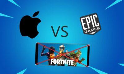 Apple, sözleşme ihlali nedeniyle Epic Games'e tazminat davası açtı
