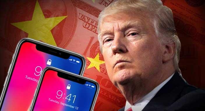Donald Trump'ın WeChat yasağı iPhone satışlarını vuracak